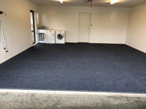 Affordable garage carpet