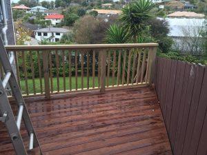 decking extension
